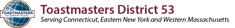 District 53 Toastmasters